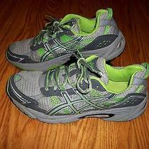 Great Womens Asics Gel Venture 4 T383n Us Sz 9 Athletic Training Running Shoes Photo