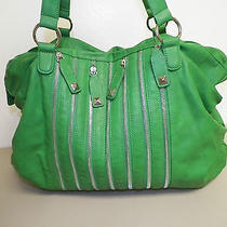 Green Aldo Bag Photo