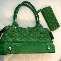 Green Aldo Handbag & Wallet Photo