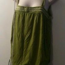 Green Blouse Xl by Fossil Photo