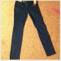 Green/blue Skinny Jeans  Photo