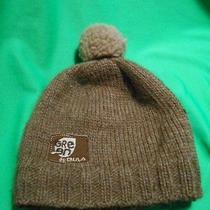 Green by Bula Brown Wool & Alpaca Ski Winter Beanie Hat One Size Boys Girl Youth Photo