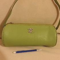 Green Chanel Handbag Photo
