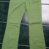 Green Chinos by Express Size 2 Photo
