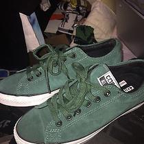 Green Converse Cons Photo
