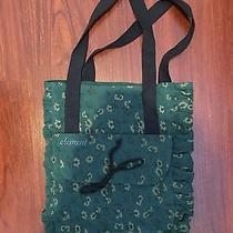 Green Element Tote Bag  Photo