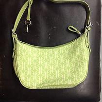 Green Fossil Handbag  Photo