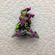 Green Goblin Jibbitz Green Goblin Shoe Charm Fits Crocs Marvel Comics Jibbitz Photo