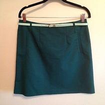 Green H & M Skirt Photo