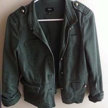 Green Jacket Photo