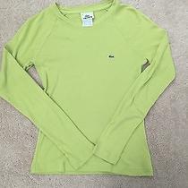 Green Lacoste Shirt Photo