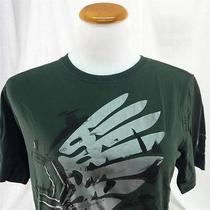 Green Nike University of Oregon U of O Tshirt Size Xl (20) Good Used Condition Photo