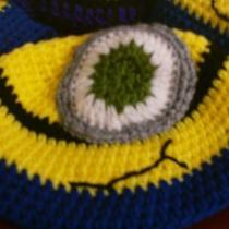 Green One Eye Minion From Despicible Me by Lavender Rose Intro Price Photo