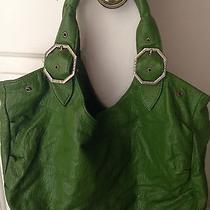 Green Roxy Hobo Handbag Photo