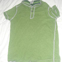Green Shirt Size 8 Photo