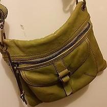 Green Vintage Fossil Purse/handbag Photo