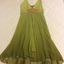 Green Women's Dress Photo