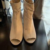Grey Express Booties Size 7 Photo