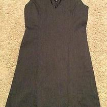 Grey Fitted Dress Photo