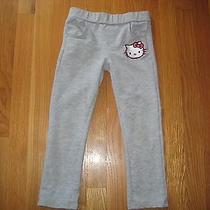 Grey Hello Kitty Leggings 5t Photo