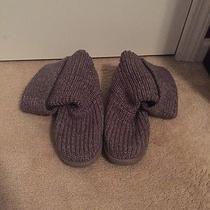 Grey Knit Uggs 7 Photo