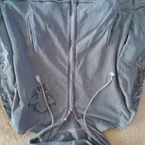 Grey Sweatsuit Size Large Photo