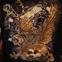 Griffin and Skulls T-Shirt Photo