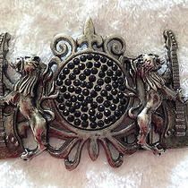 Griffin Electric Guitar Stud Belt Buckle (Used) Photo
