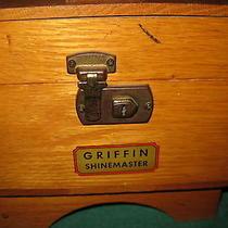 Griffin Shinemaster Shoe Shine Box Photo