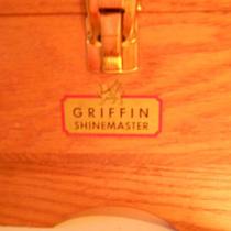 Griffin Shinemaster Shoeshine Box Photo