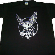Griffin Shirt Us Metal Dark Age Omen Agent Steel Ruthless Helstar Abattoir Hexx Photo