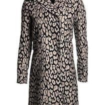 Gryphon Leopard Print Coat Photo
