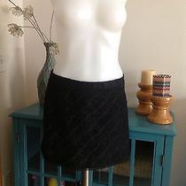 Gryphon New York Midnight Mini Skirt Nwt 320 Size Medium Designer Photo