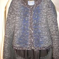 Gryphon Sequin/wool Jacket Photo