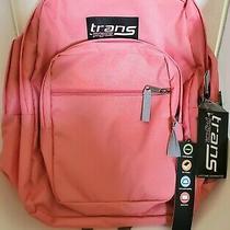 Guava Pink Jansport Backpack 15
