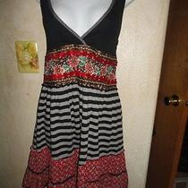Guc Free People Embroidered Summer Dress  6 Photo