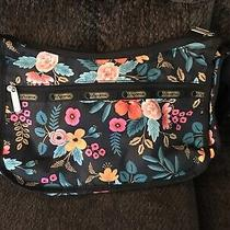 Guc Lesportsac Rifle Paper Co. Marion Floral Bag Crossbody Photo
