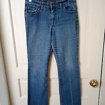 Guc Nine West Women's Sz 8 High Rise Med Wash Bootcut Jeans G-20 Photo