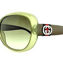 Gucci  3644/s 00yk Olive Women's  Sunglasses Photo