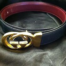 Gucci Anniversary Collection Belt Photo