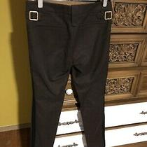 Gucci Army Green and Black Skinny Pants. Size 38 Xs. Nwot. 1300 Photo
