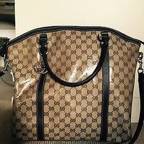 Gucci Authentic Beautiful Large Handbag  Photo