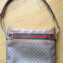 Gucci- Authentic-Logo- Vintage Photo