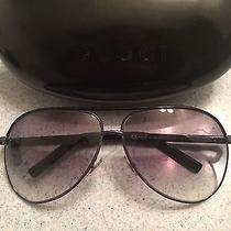 Gucci Aviator Sunglasses Unisex Photo
