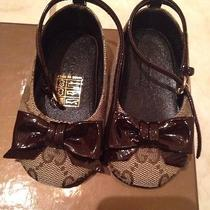 Gucci Baby Shoe Photo