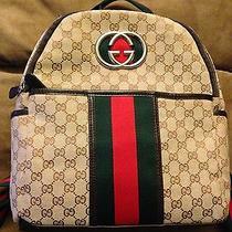 Gucci Backpack Photo