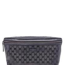 Gucci Bag Black Cotton Photo