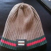 Gucci Beanie Mens/small Retail Price 250 Photo