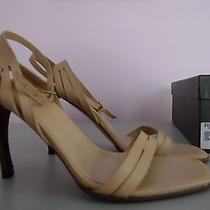 Gucci Beige Sandal 38 Photo