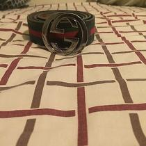 Gucci Belt 32 34 Photo